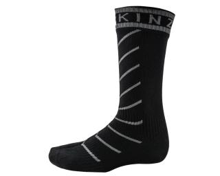 Sealskinz Super Thin Pro Mid Socks Black