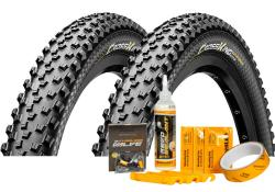 Continental Cross King ProTection + Tubeless Kit