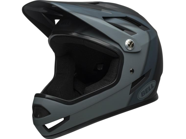 Bell Sanction MTB Helm Mat Zwart