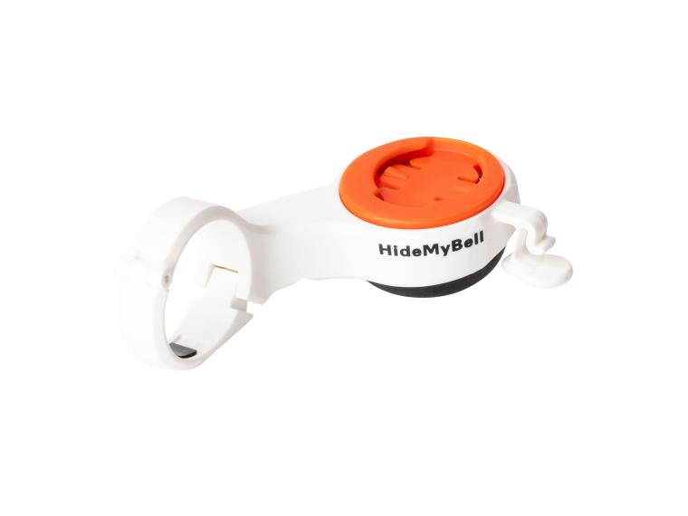 CloseTheGap HideMyBell Mini Out Front Mount White