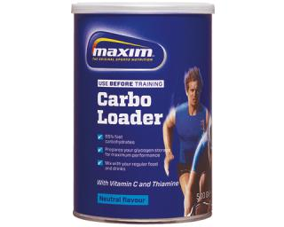 Maxim Carbo Loader