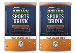 Maxim Sports Drink Orange