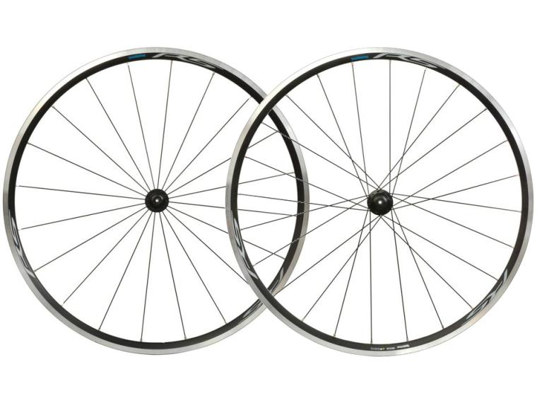 Shimano WH-RS100 Road Bike Wheels Wheelset