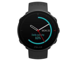Polar Vantage M GPS Watch Black