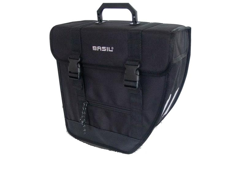 Basil Tour Single R City Radtasche Schwarz