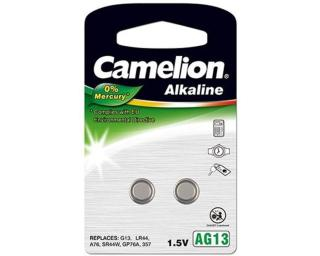 Camelion LR44 Button Cell
