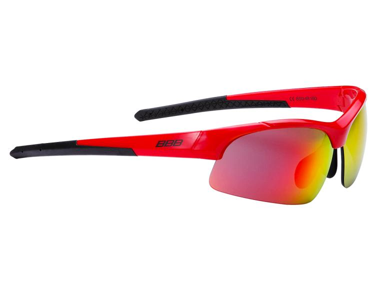 BBB Cycling Impress S Cycling Glasses Red