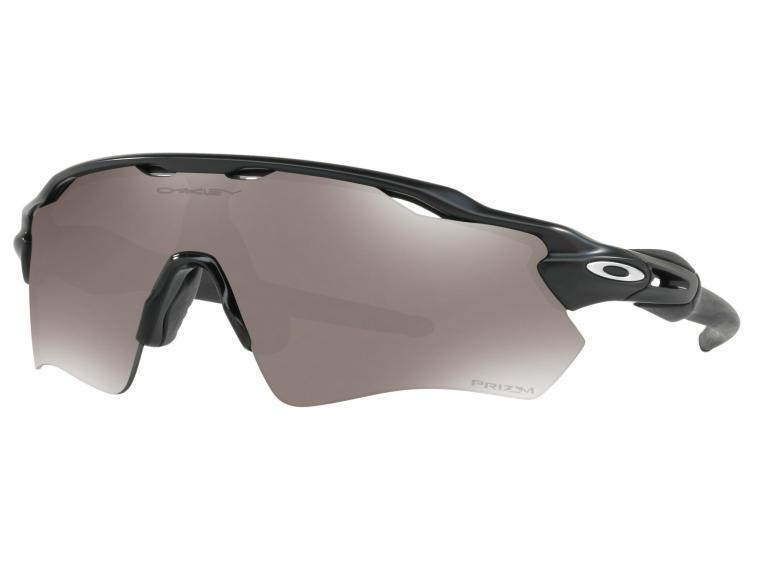 Oakley Radar EV Prizm Black Polarized Cycling Glasses