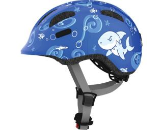 Abus Smiley 2.0 Children's Helmet Blue