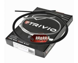 Trivio Race Brake Cable Set Black