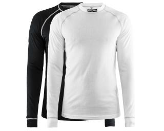 Craft Active 2-Pack Base Layer Black / White
