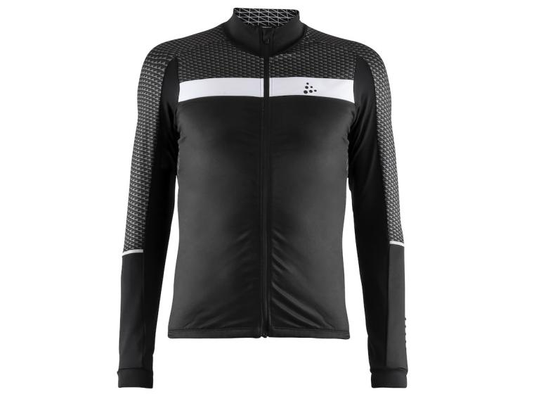 Craft Route LS Jersey Black