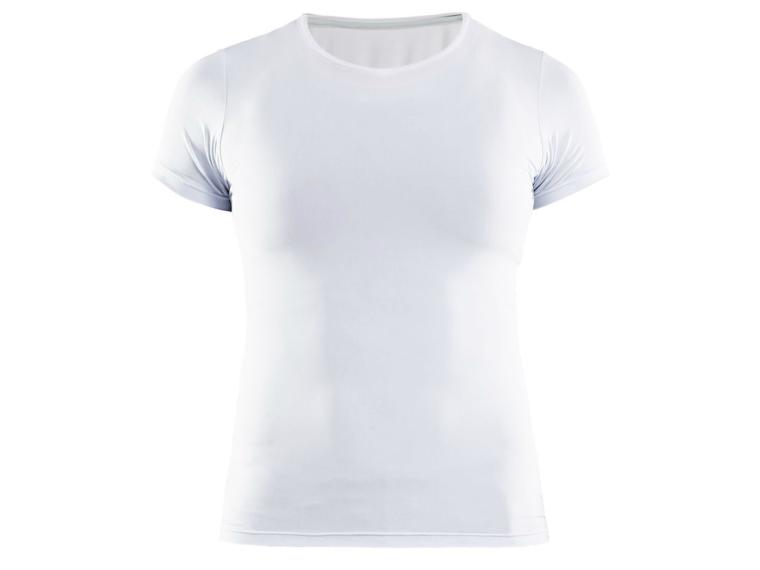 Craft Essential VN SS Undershirt White