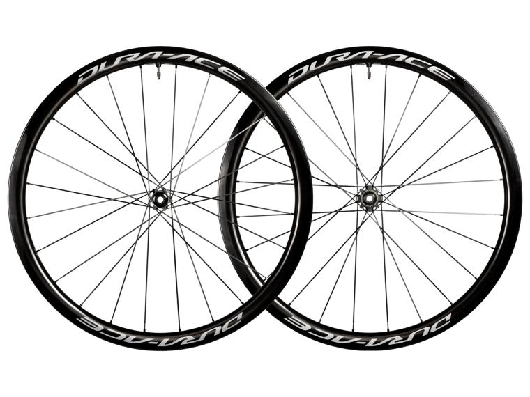 Shimano Dura Ace WH-R9170 C40 TL Disc Racefiets Wielen