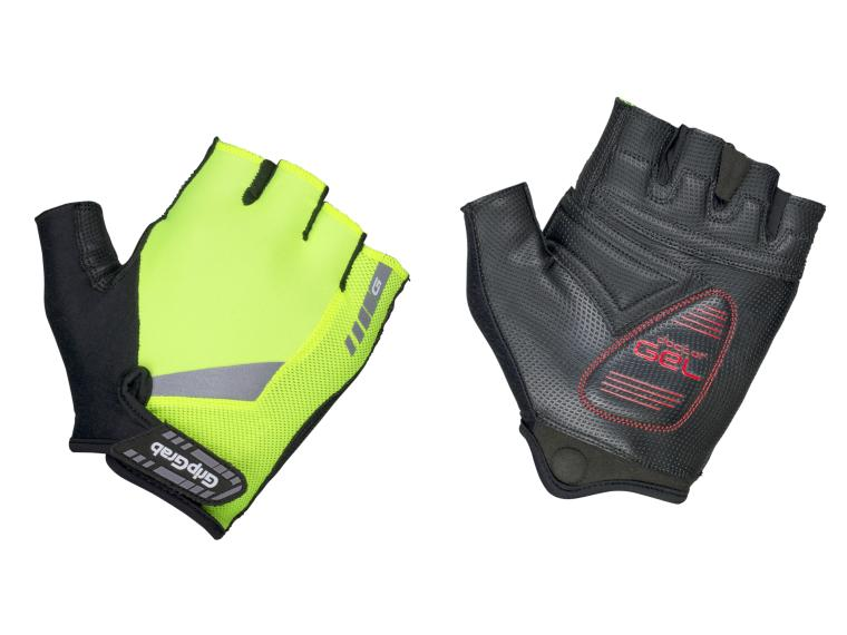 GripGrab ProGel Hi-Vis Glove Yellow
