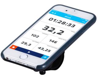 BBB Cycling Patron Smartphone-Halterung Schwarz / Apple iPhone 6