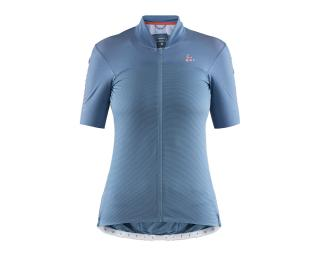 Craft Hale Glow W Cycling Jersey Blue