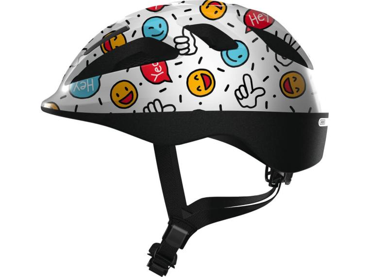 Abus Smooty 2.0 Helm Smiley