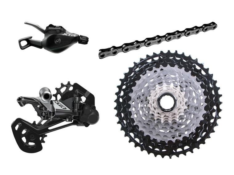 Shimano XTR M9100 12 Speed Upgrade Kit
