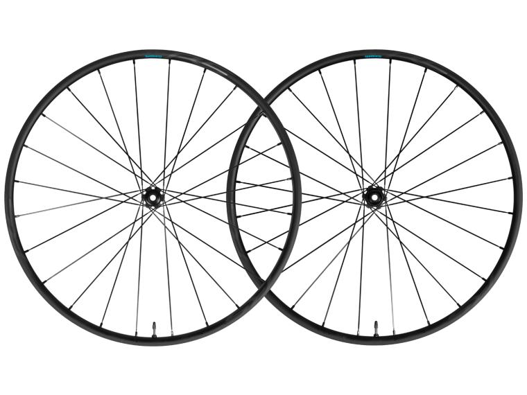 Shimano 105 WH-RS370 Disc Racefiets Wielen Set