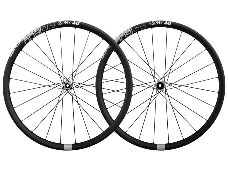DT Swiss ER 1600 Spline 32 Disc Road Bike Wheels Set
