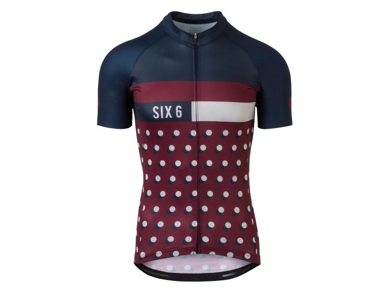 Maillot AGU Six6 Dot