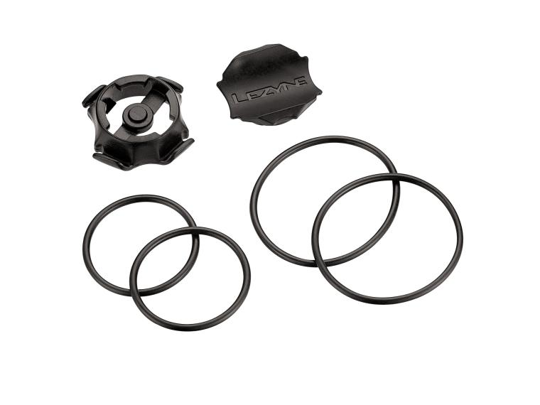 Support Lezyne GPS O-ring Mount Kit