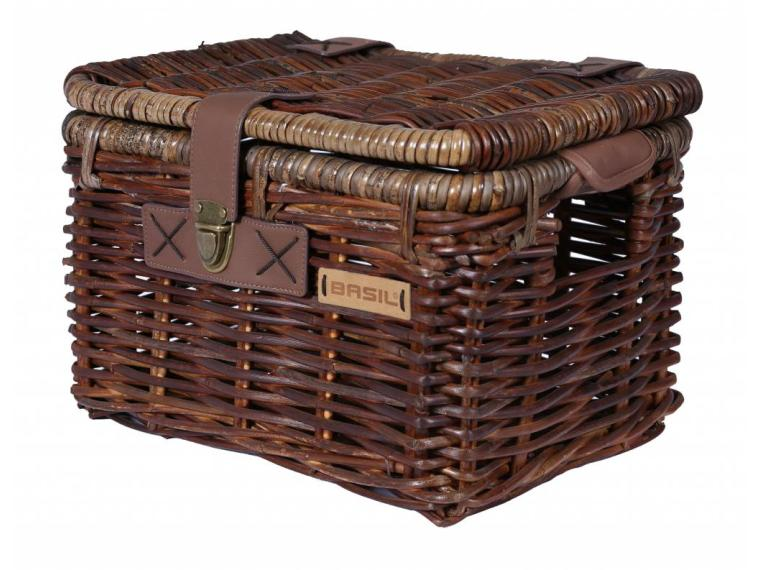 Basil Denton S/M/L Bike Basket Brown / M