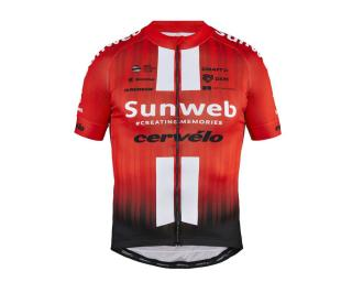 Craft Team Sunweb Replica Fietsshirt