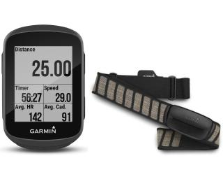 Garmin Edge 130 Cycle Computer Bundle