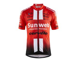 Maglia Craft Team Sunweb Replica Junior