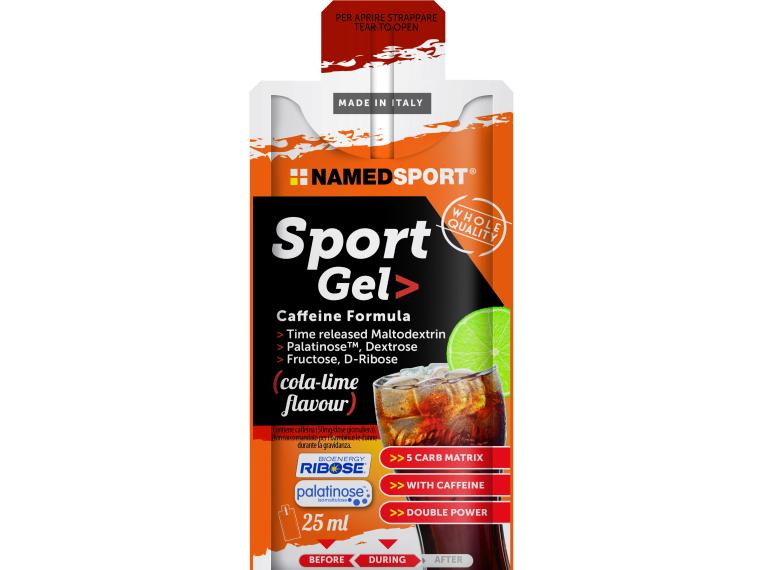 Namedsport Sport Gel Cola-limoen