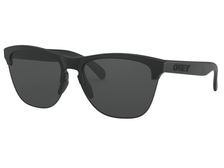 Oakley Frogskins Lite Grey Sunglasses