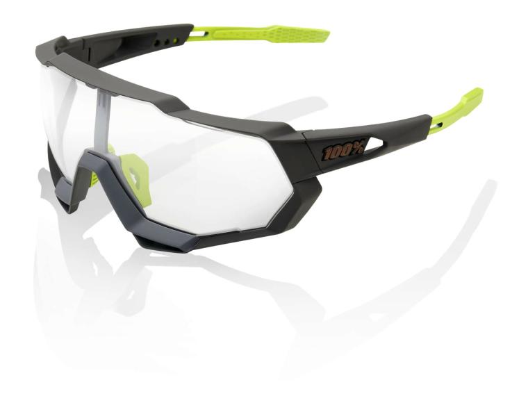 100% Speedtrap Photochromic Cycling Glasses