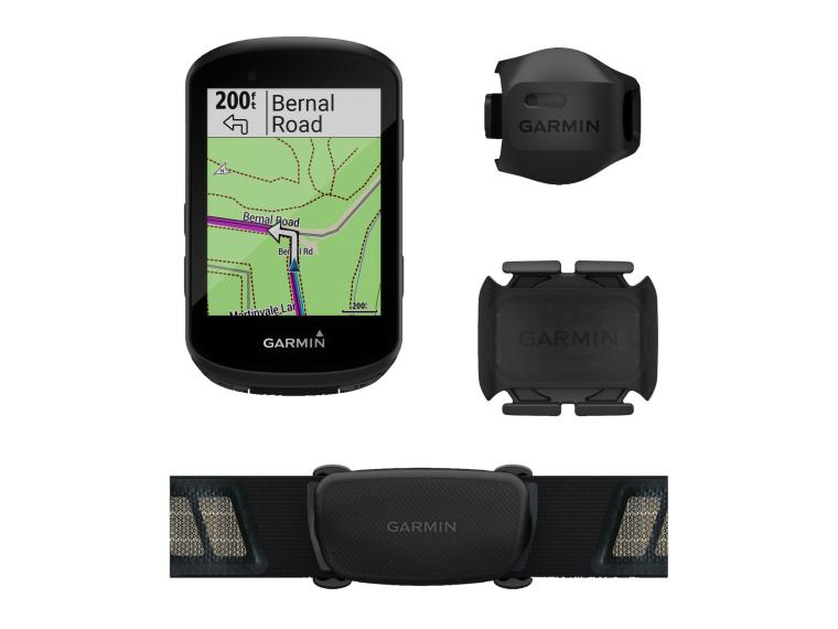 Garmin Edge 530 Performance Bike GPS Bundle