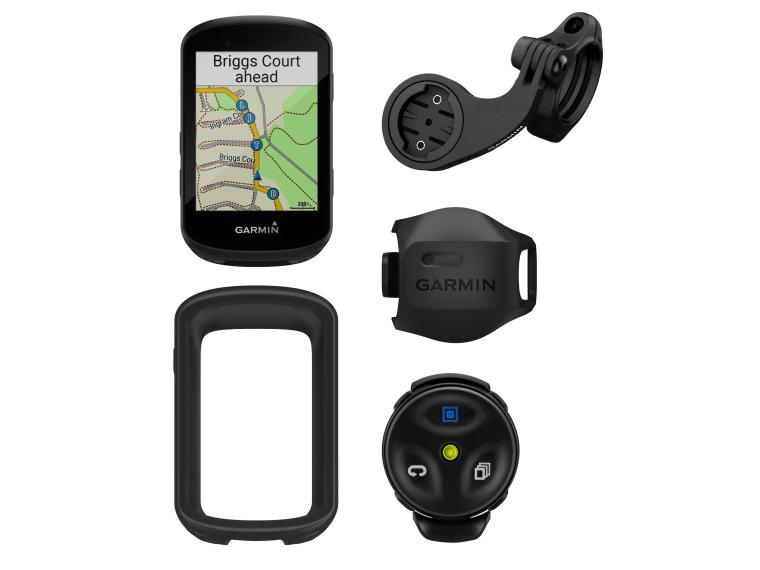 Garmin Edge 530 MTB Bike GPS Bundle