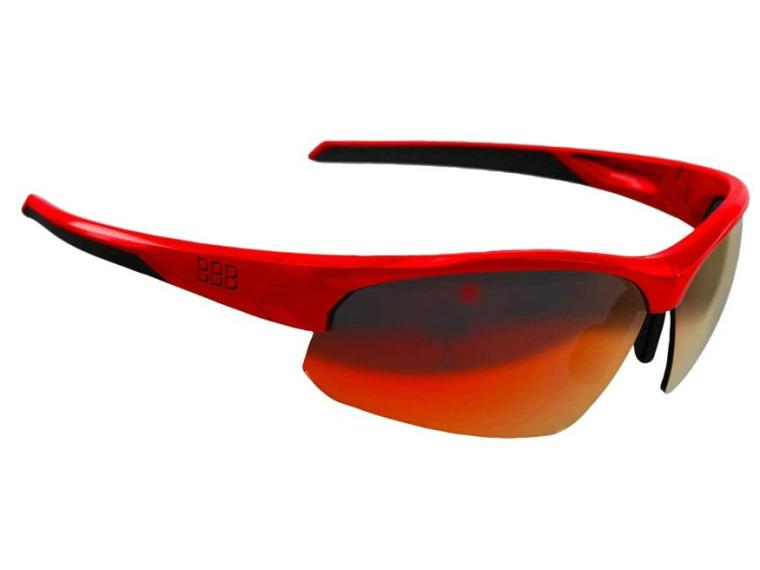 BBB Cycling Impress Cycling Glasses Red