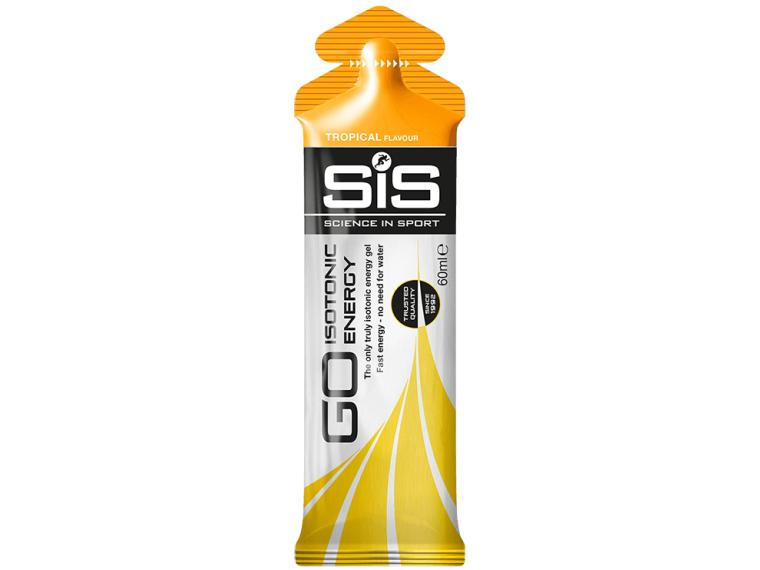 SiS Go Isotonic Energy Gel Tropical Fruit