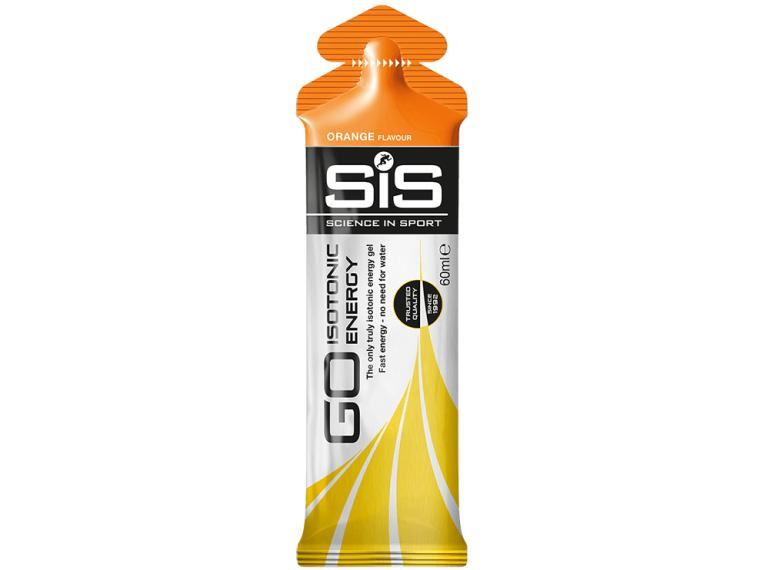 SiS Go Isotonic Energy Gel Orange