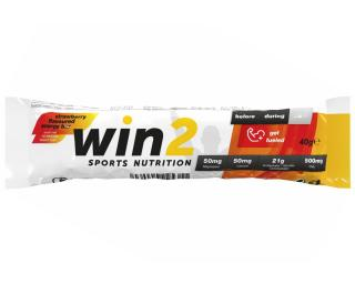 WIN2 Energy Bar Strawberry