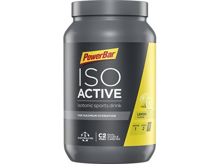 PowerBar Isoactive Citron