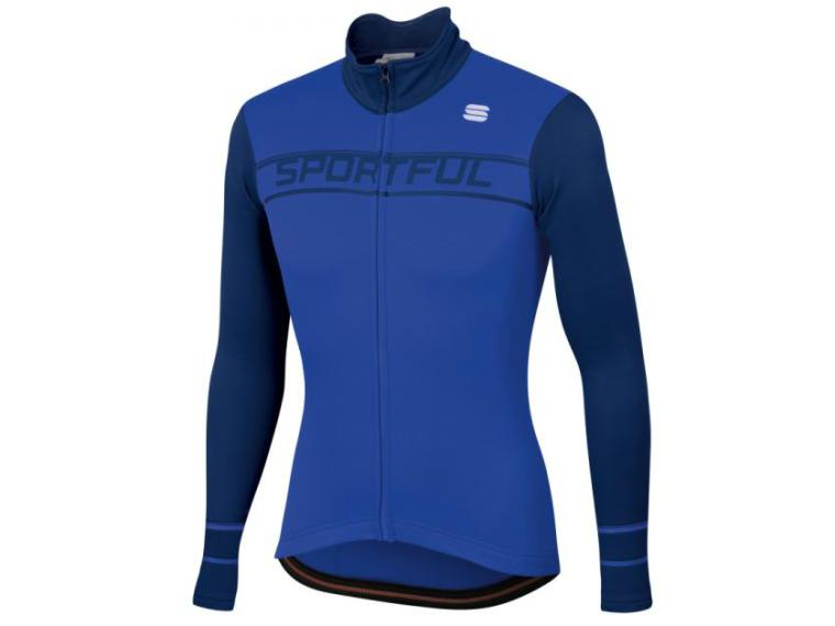 Sportful Giro Thermal Jersey Blue