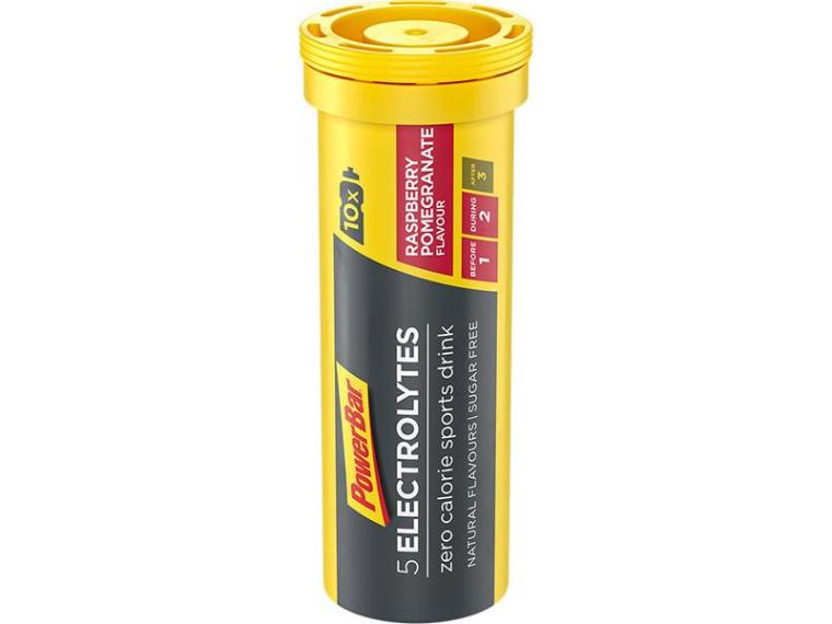 PowerBar 5Electrolytes Raspberry Pomegranate
