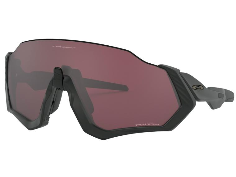 Oakley Flight Jacket Prizm Road Black Fietsbril