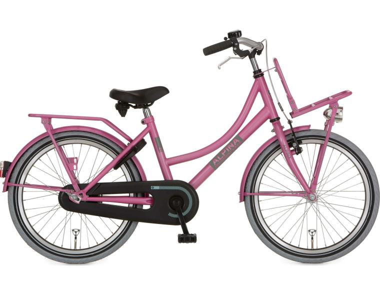 Alpina Cargo Girls 22 Inch Roze