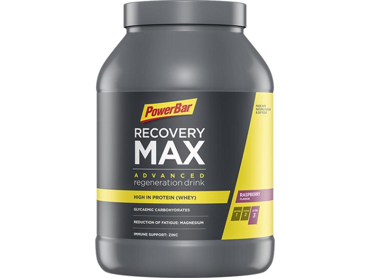 PowerBar Recovery Max Raspberry