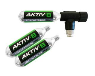 Aktiv-8 Control Drive + 3 Co2 cartridges