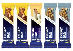 Maxim Energy Bar Variety 5-Pack
