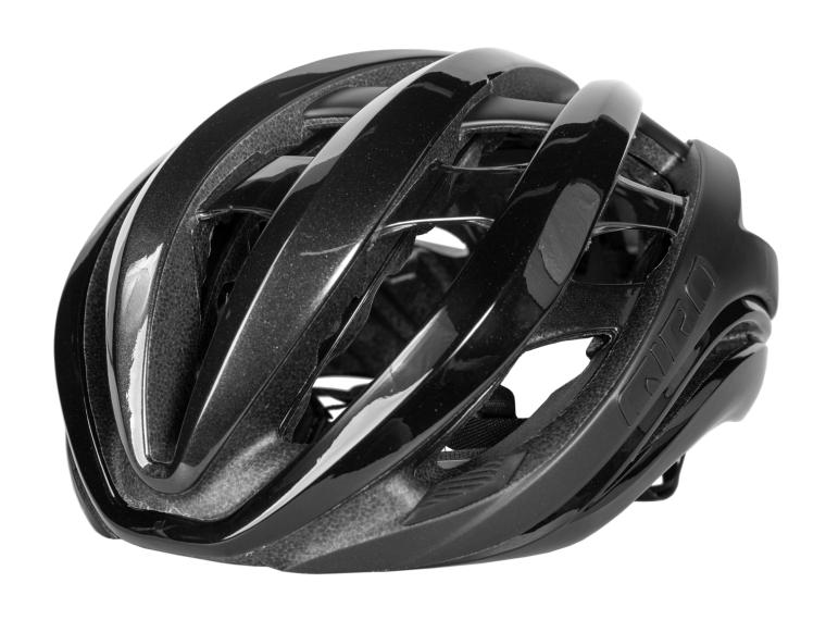 Giro Aether Spherical Helm Mattschwarz blass