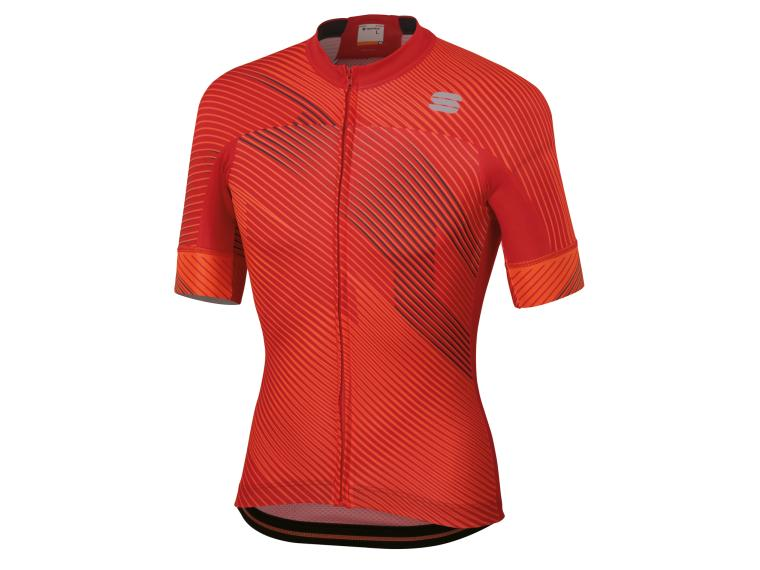 Maillot Sportful Bodyfit Team 2.0 Faster Rouge